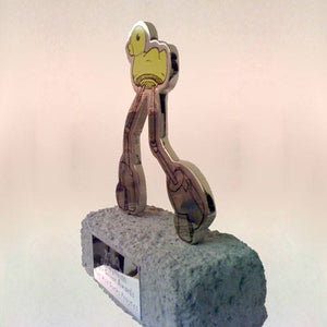 Duck Award Bespoke Mixed Media Awards Creative Awards
