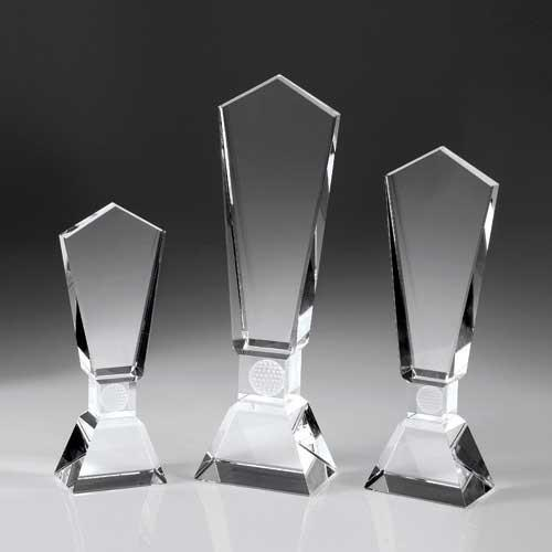 Global Golf Award Glass Awards Creative Awards