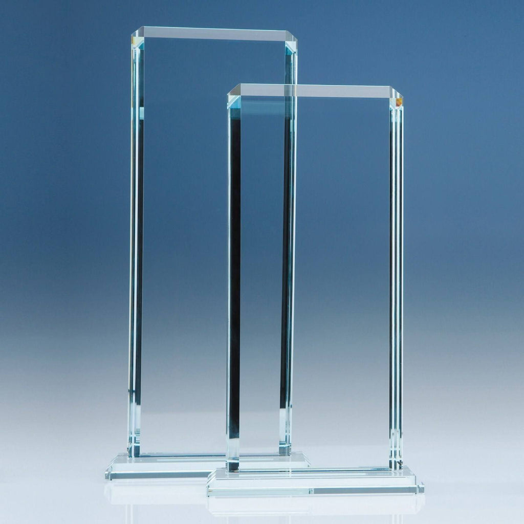 Clear Echo Award Glass Awards Creative Awards