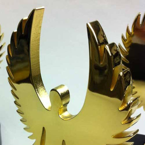 Global Angels Award Bespoke Metal Award Creative Awards