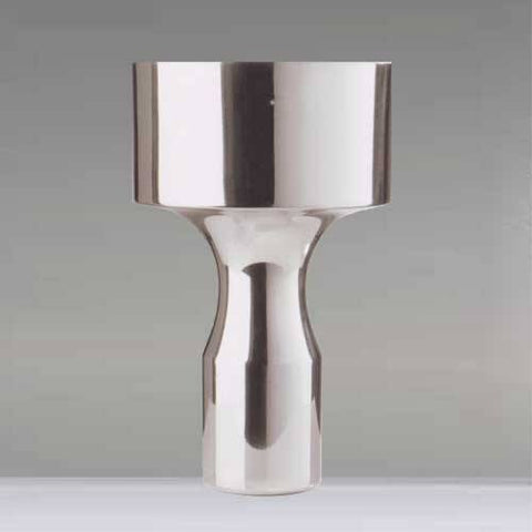 Groove Vase Award Bespoke Metal Award Creative Awards