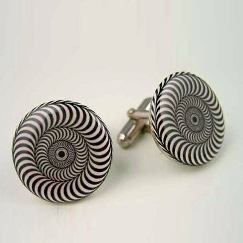 Spiral Cufflinks Corporate Jewellery and Gifts Creative Awards