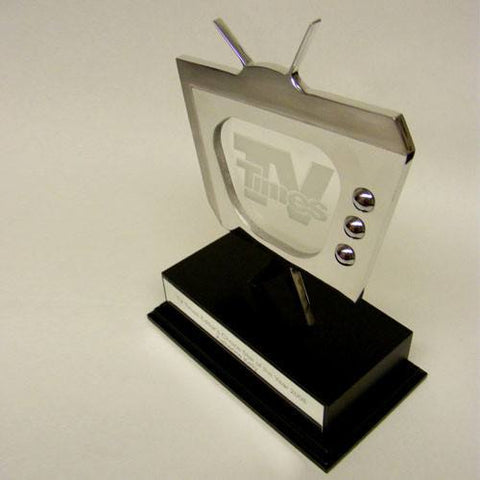 TV Times Award Bespoke Metal Award Creative Awards
