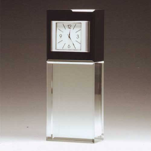 Vertical Elite Desk Clock