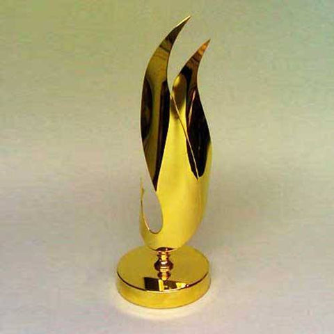 Victory Flame Award Bespoke Metal Award Creative Awards