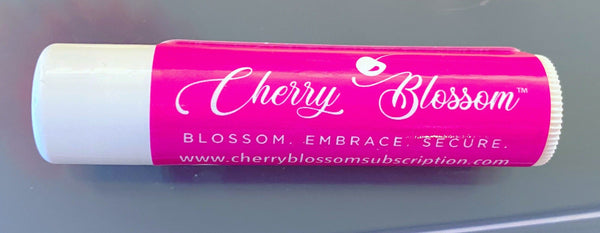 Pink Lip Balm - Cherry Blossom Subscription