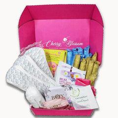 *Lady Business Box (Natracare Tampons Only)