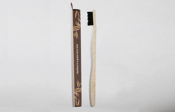 100% Bamboo Toothbrush - Cherry Blossom Subscription