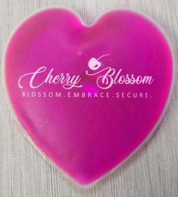 Cherry Blossom Heating Heart - Cherry Blossom Subscription