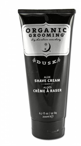 Men's Shaving Cream-Organic Grooming