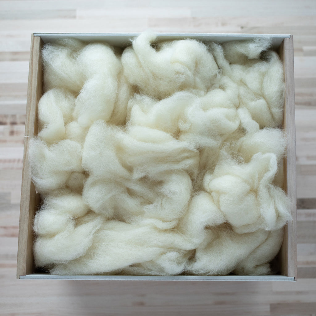 Core Wool - 1 lb. Torn Scrap Bag