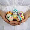 Easter Eggs Needle Felting Kit