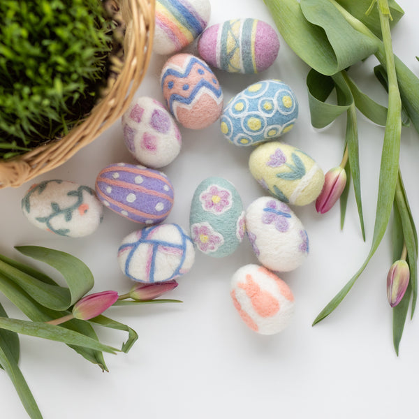 Easter Egg Party Needle Felting Kit