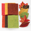 Fall Leaves Prefelt Pack