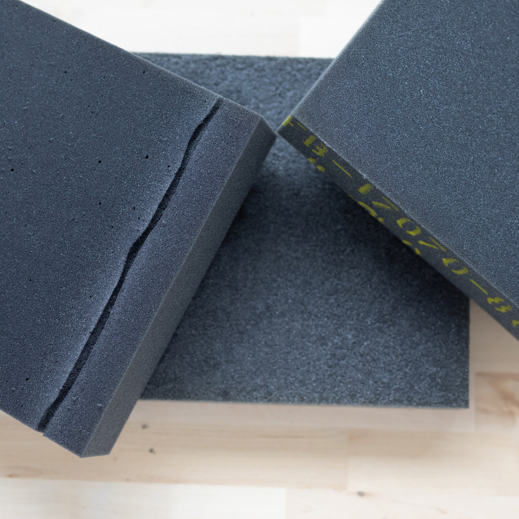 10 x 10 foam mat seconds