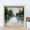 Lake Reflections Needle Felting Kit
