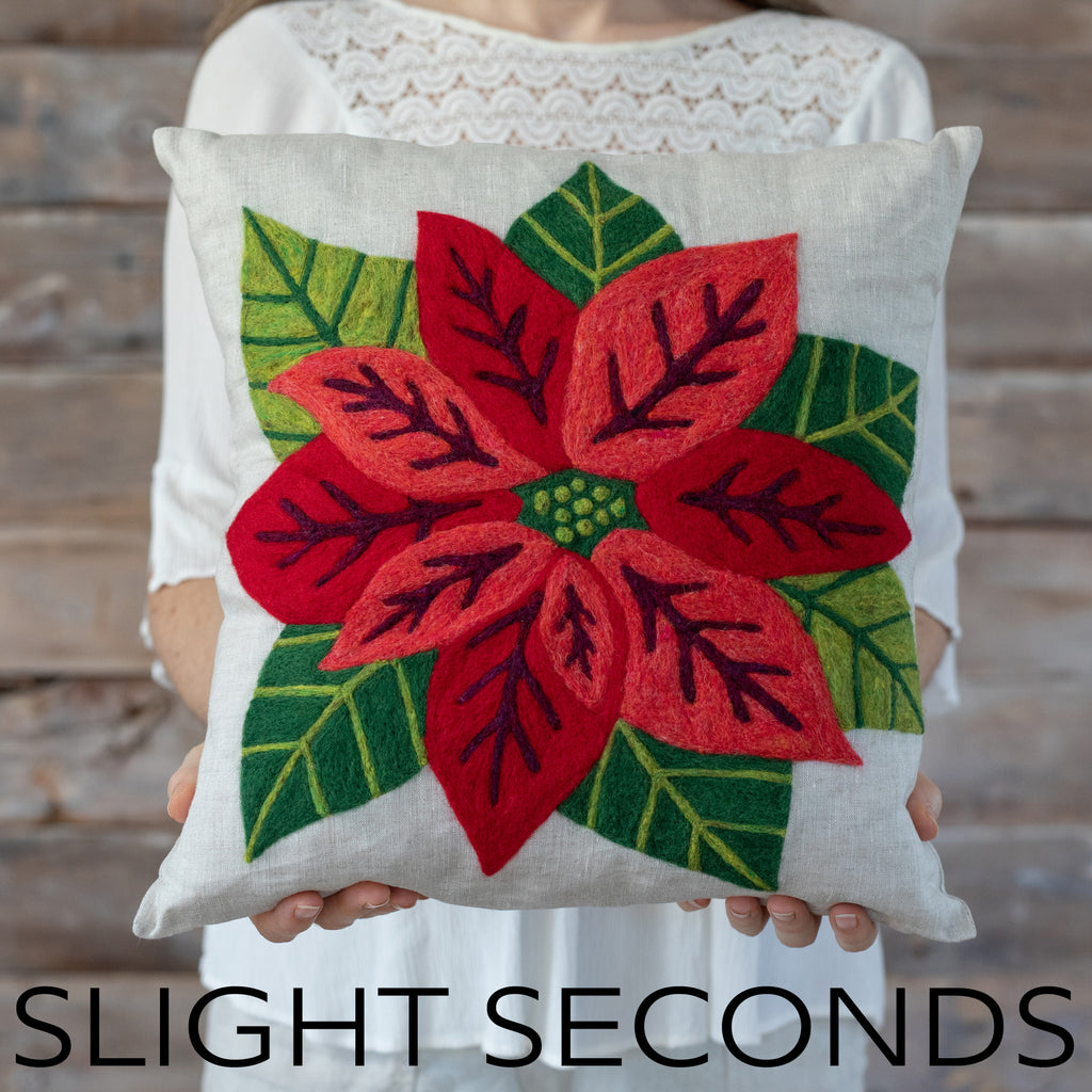 Poinsettia - Slight Seconds