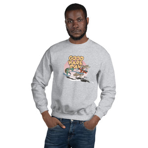 The Hare ALWAYS Wins Sweatshirt