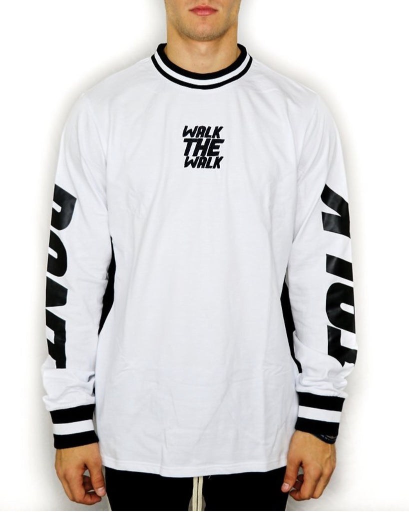 """DONT TALK"" LONGSLEEVE"