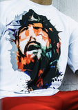 "LYFTD LYF ""JESUS ABSTRACT"" TEE"