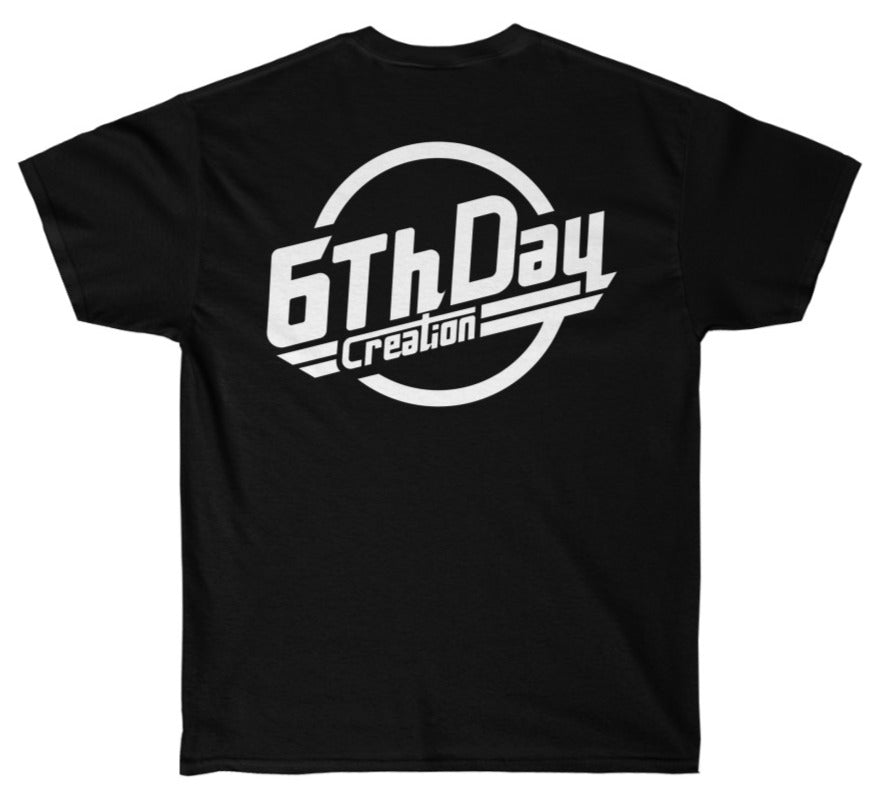 "6TH DAY ""WINGS ONE"" TEE"