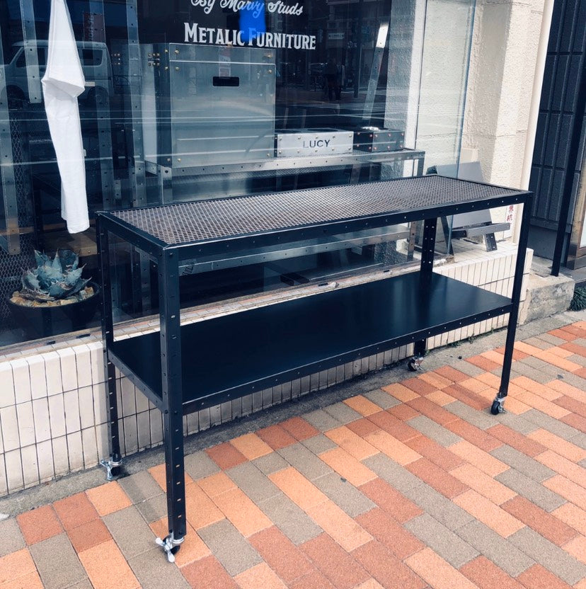 【REFURBISHED】STEEL SHELF