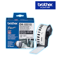 Brothers DK-22210  Continuous Length Paper Tape