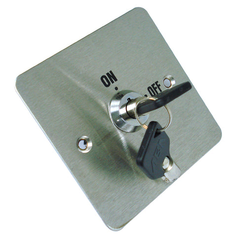 FingerTec - Override Key switch (On-OFF key switch)