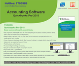 Quickbooks Accounting Pro 2018 - Single Users