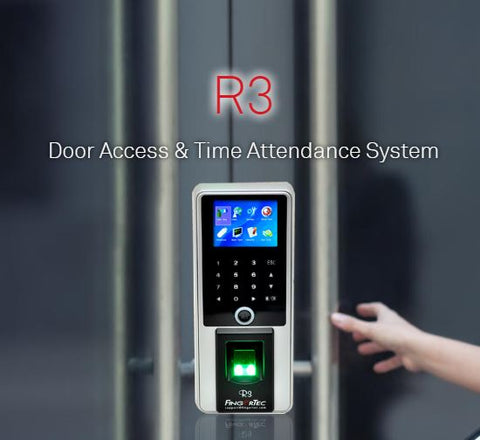 R3 - Door Access & Time Attendance System
