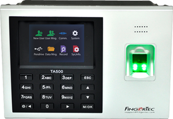 FingerTec - TA 500 with RFID