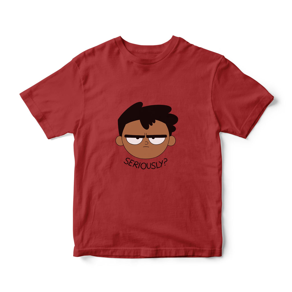 Kabir - Seriously - T-Shirt