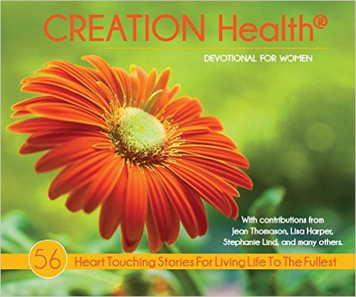 The Creation Health Devotional for Women