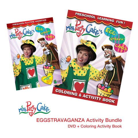 EGGSTRAVAGANZA ACTIVITY Bundle