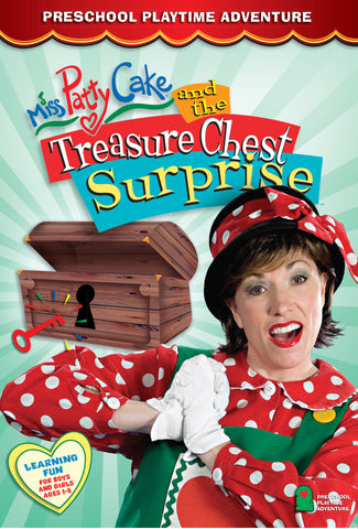 TREASURE CHEST SURPRISE (DVD)