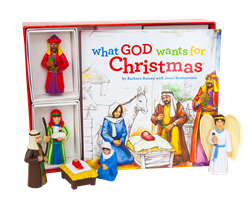 NATIVITY SET (CHRISTMAS)