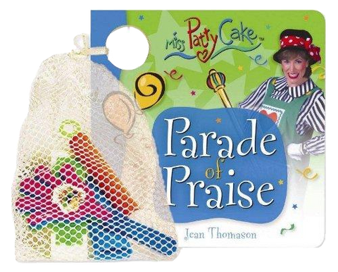 BOGO! Parade of Praise Boardbook + Instruments
