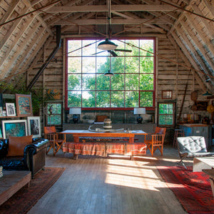 Converted Barn/Artist Studio: Provincetown, MA