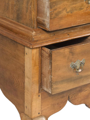 Mid-18th Century American Queen Anne Highboy