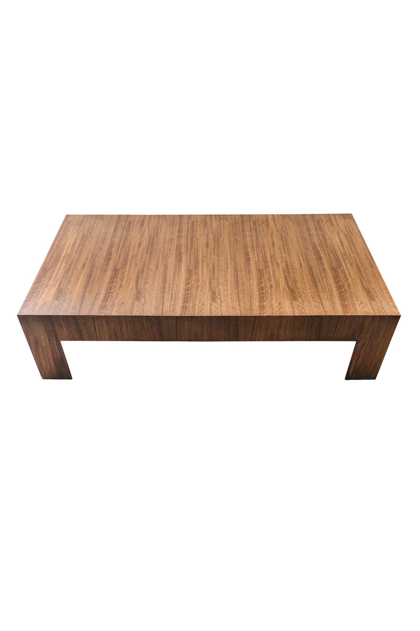 Refinished Mid Century Modern Coffee Table By Directional