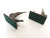20th Century Brass Swordfish Bookends - a Pair