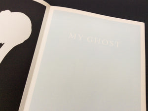 """My Ghost"" - Signed Monograph by Adam Fuss"