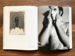 Alberto Giacometti and Bruce Nauman Exhibition Catalogue