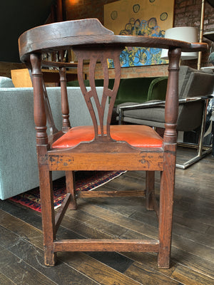 18th Century Georgian Corner Chair