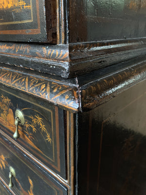 Antique Georgian Varnished Chest of Drawers