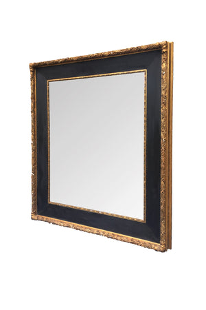 Late 19th Century Neoclassical Giltwood Mirror