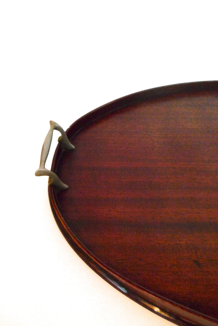 Edwardian Oval Tray