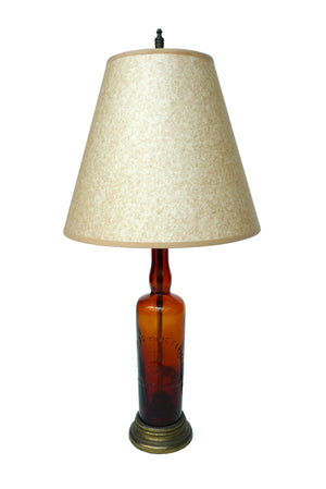 Liquor Bottle Table Lamp