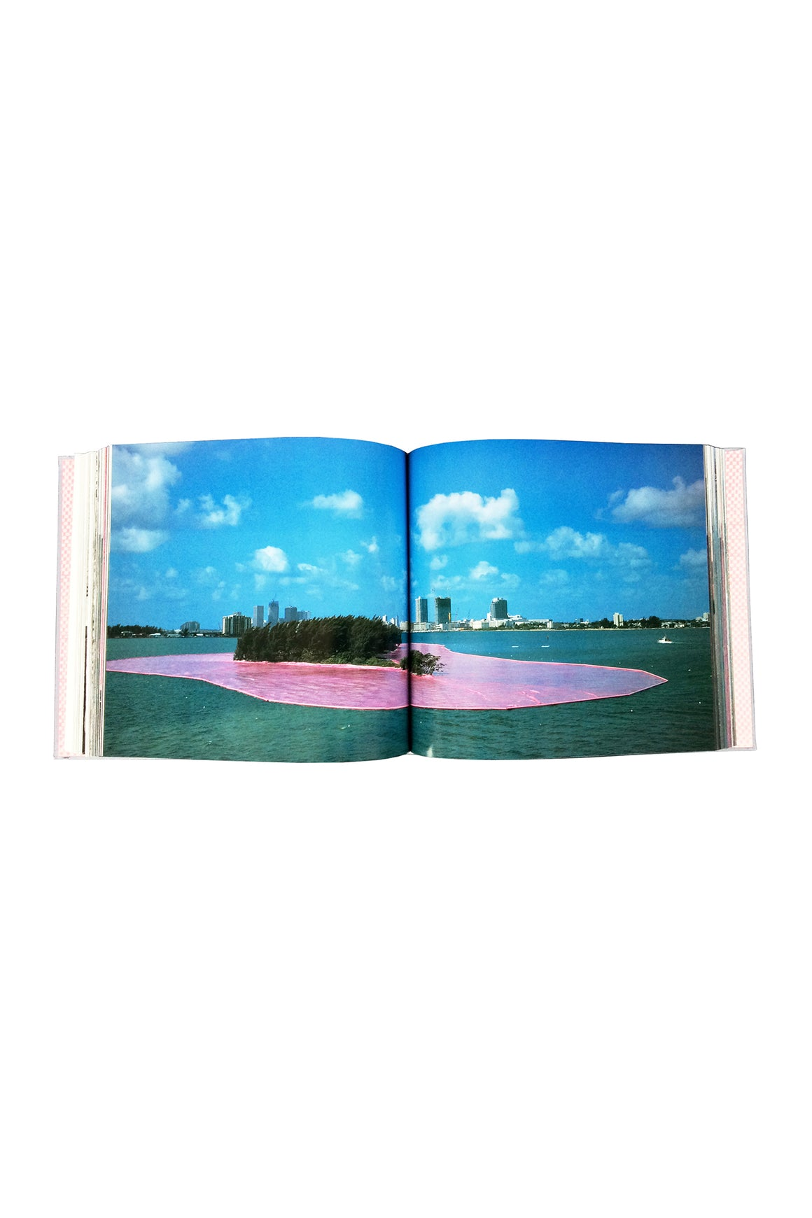 "Christo & Jeanne-Claude Monograph: ""Surrounded Islands"""