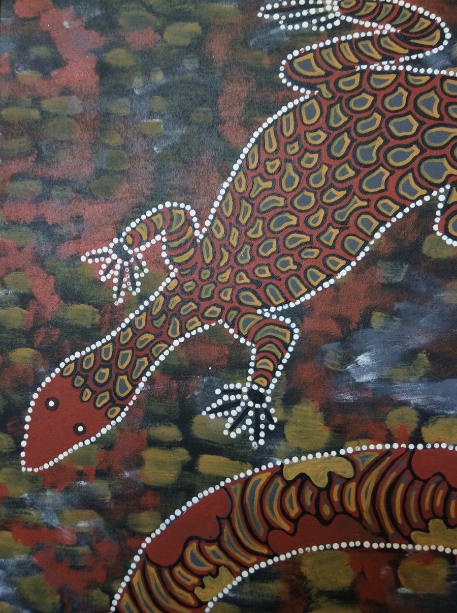 Contemporary Aboriginal Painting